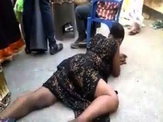 Africano, mulher, algum, sexual, danças
