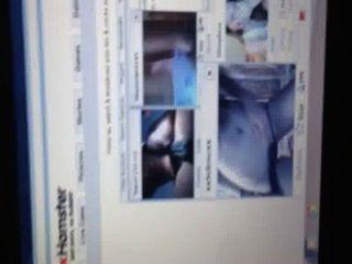 Meninas webcam sexy com um grande galo