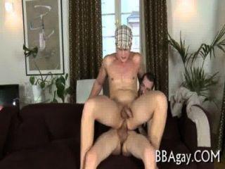 Sexo homossexual explícito e racy