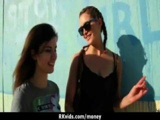Sexo real por dinheiro 14