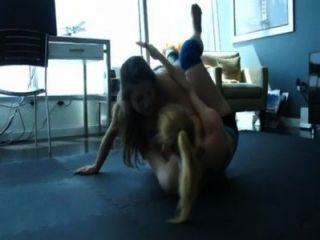 Topless wrestling darling vs serena blair