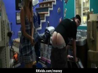 Sexo real por dinheiro 3