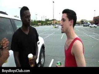 Musculoso preto gay meninos humilhar branco twinks hardcore 18