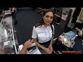 Torneira de aspiração de latina aeromoça por dinheiro