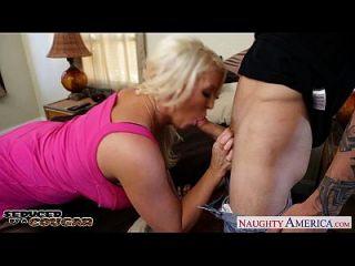 blonde puma alura jenson jump cock