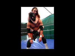 Wrestling feminino e luta mista wrestling 5