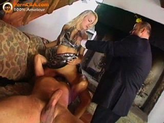 video porno trio anal