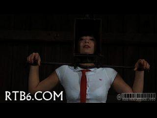 castigo facial para babe agradável