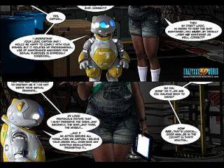 Comic 3D: libertação da força da batalha. episódios 1 2