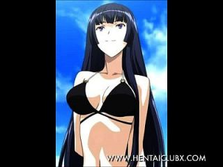 anime hentai top 5 mais lindas meninas ecchiharemshounen anime