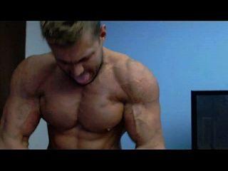 autêntica adoração, pecs, abs, bíceps e músculo galo