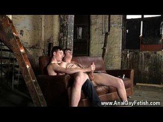 Porno gay matt madison prepara-se para fazer um outro galo