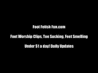 lambe meus sapatos sujos, limpe sua puta