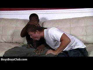 Meninos gay pretos musculosos humilhar cintos brancos hardcore 28
