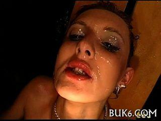 sexo oral com pissing shower