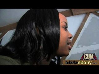 bico de ébano quente amor gangbang interracial 24