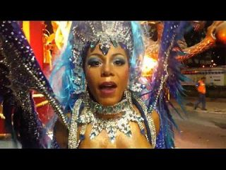 paulina reis com peitões no carnaval rio de janeiro musa do unidos de bangu