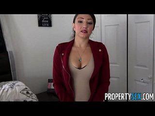 propertysex hot big ass latina agent fucks pervertido no sexo amador