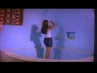 mallu b atriz nude bath
