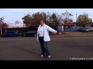 Big Belly Plumper pega ele por dinheiro