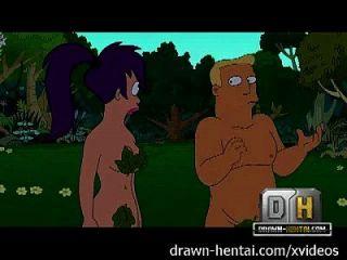 sex por sexo de futurama salvará a Terra