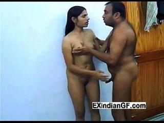 casal indiano caseiro