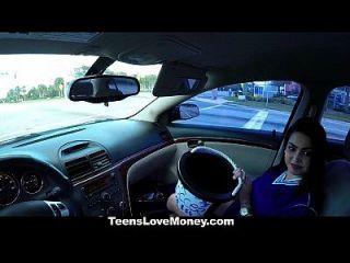 dinheiro de angariação de fundos para um carro quickie de Teenslovemoney!
