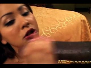 Pequena Morte, Latina, Allie, Raio, Sexo Inter-racial, Big Black Dick