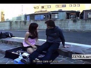 subtipado extremo japonês nudez público blowjob ao ar livre