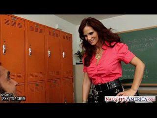 professor de sexo ruivo syren de mer fodendo na sala de aula