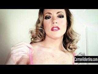 Carmen valentina tem o culpa perfeito!
