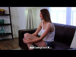 hd castingcouch x sophia wilde de pernas longas fodido no sofá de fundição