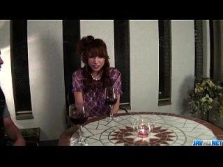 aya sakuraba fica desagradável com sua buceta molhada