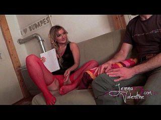 blonde jemma valentine entrevistas amador guy a entrevista parte 1