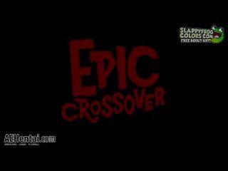 trailer épico de crossover