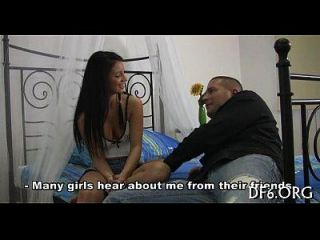 Primeira cena do filme porno