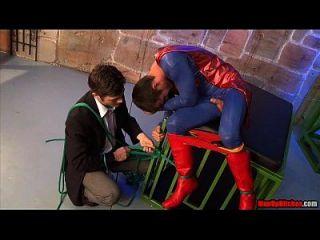 Superman teve uma pré-visualização cativa