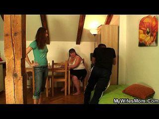 mãe insalubre incaica andando em seu pau