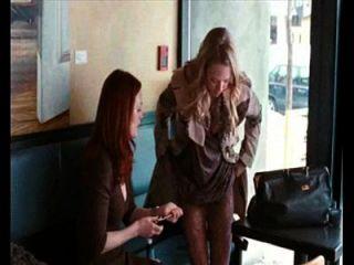 amanda seyfried e julianne moore cena lésbica em chloe (1080p)