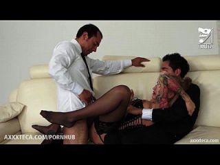 Os mexicanos fodem o grande kitsa sexy do russo tailandês! porno mexicano