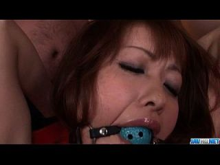 O bimbo obediente rika kurachi goza de pornografia