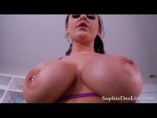 sophie dee cock provoca para você