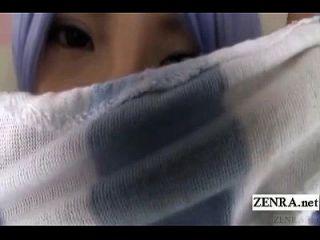 japonês schoolgirl cosplay sumire matsu scent fetish