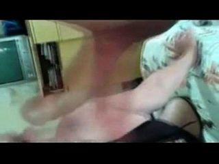 esposa da buceta rosadinha chupando o pau da cabecinha rosa
