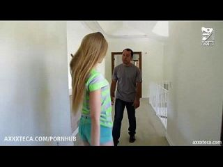 babysitter fucks cute teen avril hall moisesk380