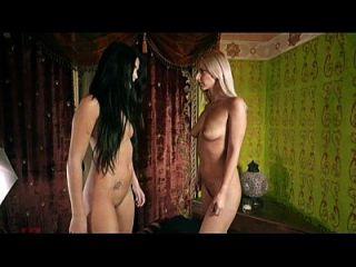 tribafismo sexfight: lady dee vs nataly cherry