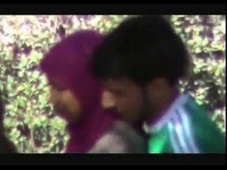 Os casais de indiangirls.tk ficam excitados no parque mms