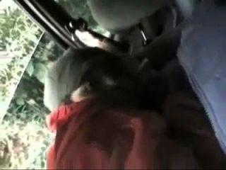 dando o cu no carro