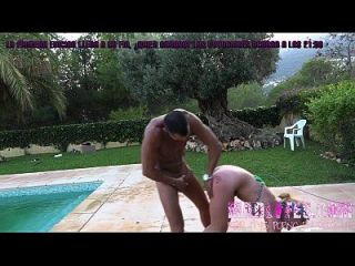 madlifes.com reality porno español follada salva a yarisa en en jardin