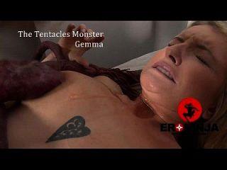 os tentáculos monster gemma valentine